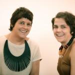 Marcela Pacola e Fabiana Pacola Ius falam da moda que desacomoda    Foto: Adriano Rosa