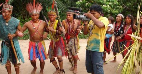 No Dia do Índio, Lume exibe documentário de Sabatella e Cardia, 'Hotxuá', seguido de palestra