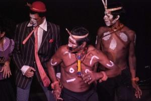 Lume teatro indios