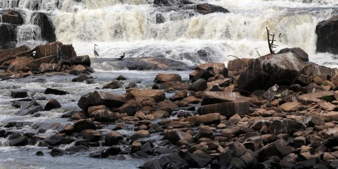 Na véspera de esperada frente fria, vazão dos rios da região de Campinas e Piracicaba é muito baixa