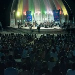 Rosa Passos levou grande público à Concha Acústica do Taquaral (Foto Martinho Caires)