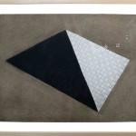 Obra de Arthur Piza, um dos artistas expostos