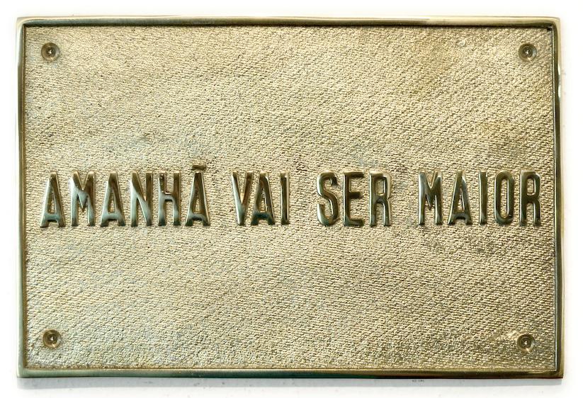 """Amanhã vai ser maior"", de Ivan Grilo"