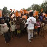 """Imagem captada durante gravação do documentário """"Caminhos da Vacina"""",  exibido em Campinas no Conexões MSF (Foto Roberto Riva/Divulgação)"""