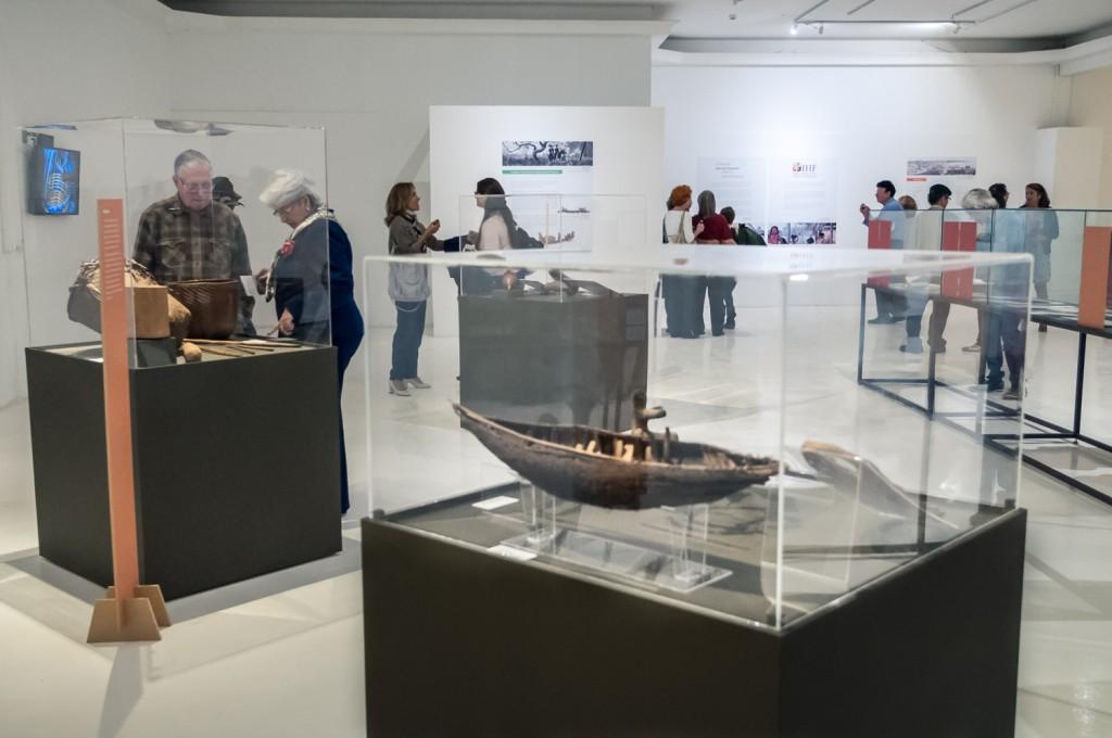 Exposição reúne trabalhos de Hercule Florence e também fotos e muitos objetos (Foto Martinho Caires)