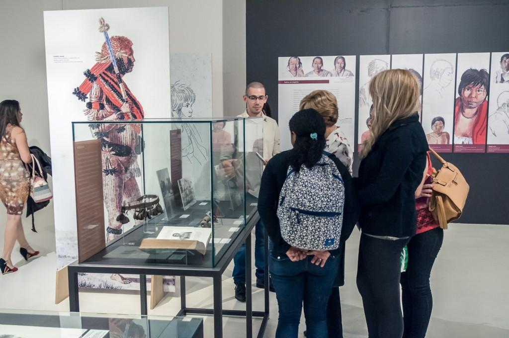 Exposição permanece até o dia 12 de junho no MACC (Foto Martinho Caires)