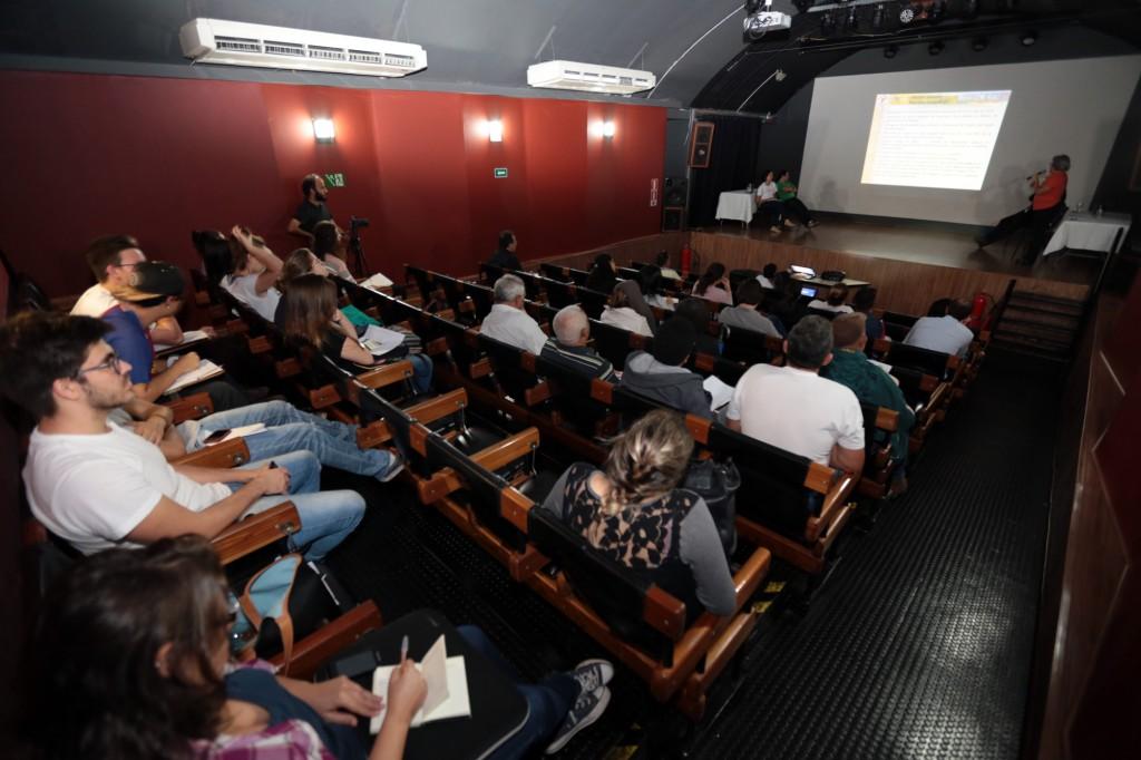Evento na Casa do Lago integrou a série Conexões MSF (Foto Adriano Rosa)