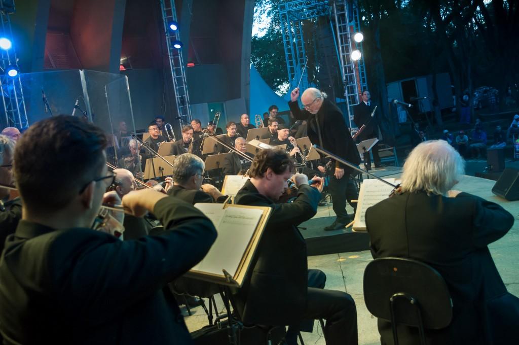 Orquestra Sinfônica Arte Viva imprime nova leitura para a música brasileira (Foto Martinho Caires)