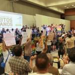 29/04/2016, Encerramento da 12ª Conferência Nacional de Direitos Humanos, Brasília (Foto: Felipe Costa/SDH/Divulgação)