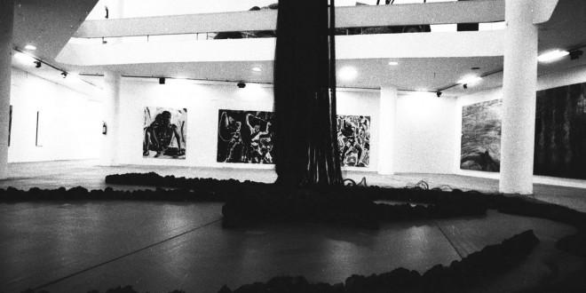 Tunga, uma das estrelas dos históricos Salões de Arte Contemporânea de Campinas e da Bienal 1987