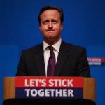Eleito em 2010, o primeiro ministro David Cameron, parte de seu partido e 46% da população são contra a saída da União Europeia