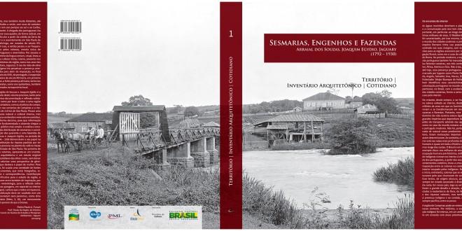 Série de livros reconta a história da Campinas Entre Rios, de Sousas, Joaquim Egídio e Carlos Gomes