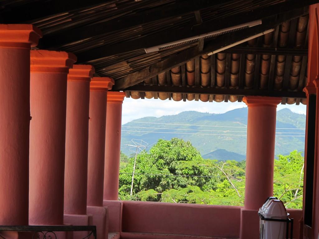 Casarão histórico onde funciona o Ecomuseu de Maranguape, no distrito rural de Cachoeira, Maranguape, CE (Foto José Pedro Martins)