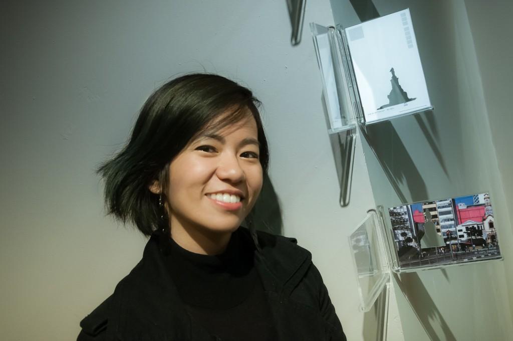 Luciana Miyuki: denúncia da perda de identidade na metrópole (Foto Martinho Caires)