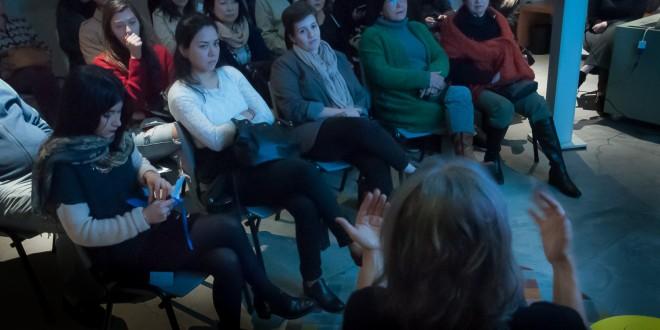 Cinco mulheres redesenham a cidade com arte e gentileza