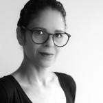 Jaqueline Fernandes, escreve sobre arte, psicanálise e poesia (Foto Adriano Rosa)