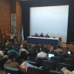 Reunião na CATI em Campinas sobre renovação da outorga do Cantareira (foto José Pedro Martins)