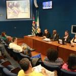 Assinatura da parceria para a realização da pesquisa (Foto Assessoria de Imprensa da Câmara Municipal de Campinas)