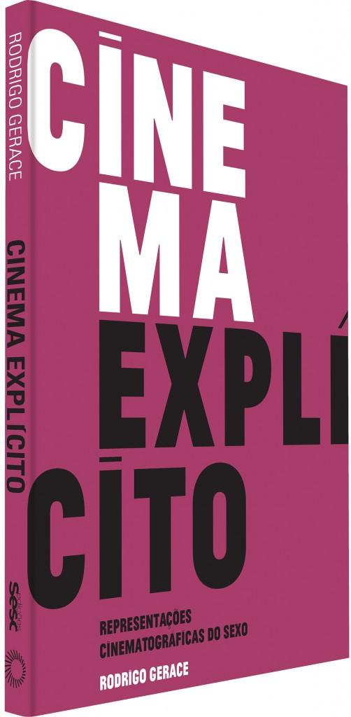 """Capa de """"Cinema Explícito"""""""