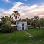 Sede da Fazenda Capuava, onde está a casa de Flávio de Carvalho e que receberá o evento histórico do dia 13 de agosto (Foto Divulgação)