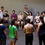 Vivência da Damião e Cia de Teatro (Foto André Sun/Divulgação)