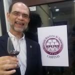 Bruno Vianna, presidente da Associação Brasileira de Sommeliers de Campinas, que comemora 15 anos com Festival de Inverno, até dia 10 de agosto
