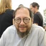 Gualberto, um dos idealizadores do Troféu HQ MIX (Foto José Pedro Martins)