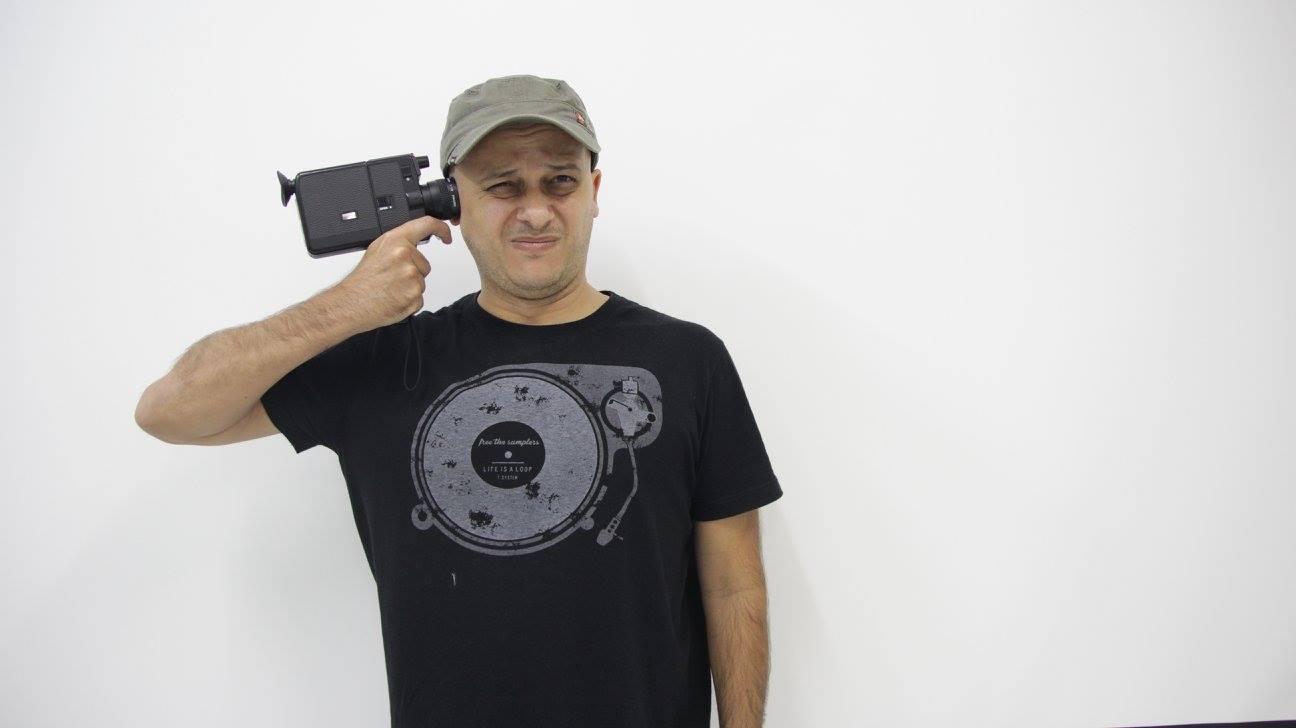 """Criatiano Barbosa (foto) e Lucas Veja participam da mostra com """"Assim"""": """"Um filme fluido"""""""
