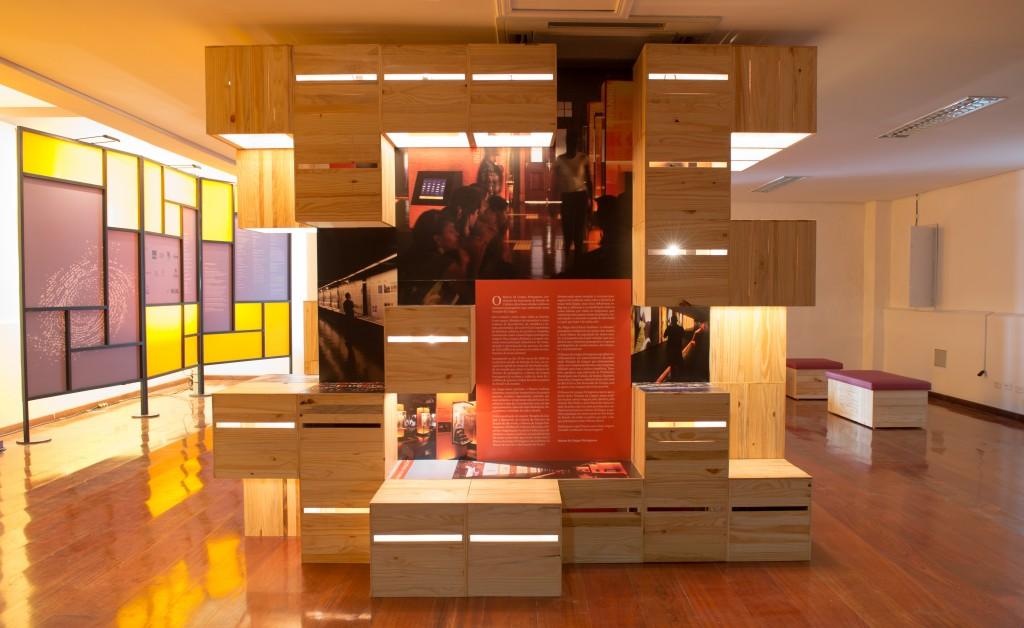 Exposição gratuita permanece em Campinas, no Galleria Shopping, até 16 de outubro