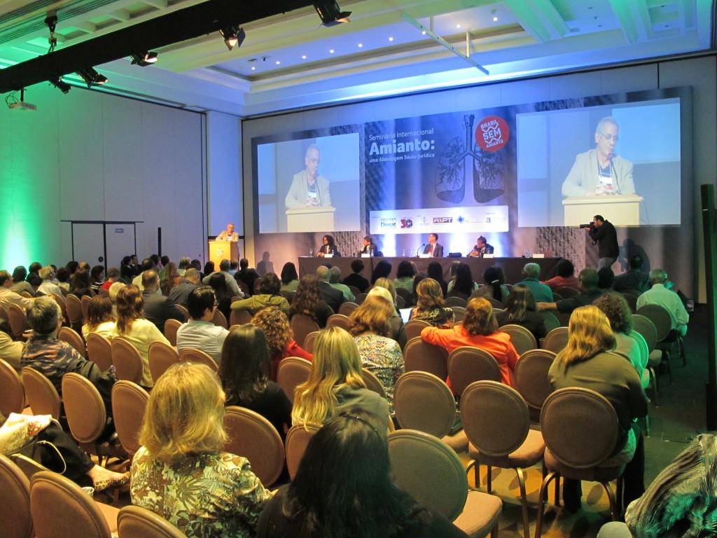 Evento com apoio do MPT realizado em Campinas (Foto José Pedro Martins)