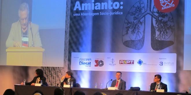 Ministério Público do Trabalho tem Programa de Banimento do Amianto no Brasil