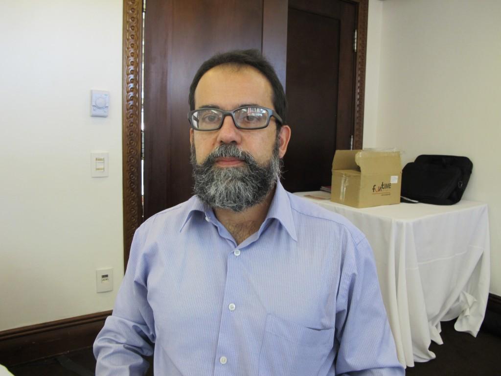 Procurador do Trabalho Luciano Leivas: Brasil demanda acompanhamento da saúde dos trabalhadores expostos ao amianto (Foto José Pedro Martins)