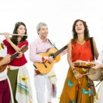 Grupo CantaVento faz apresentações às 18h, de 7 a 9 de outubro, no Centro Cultural Casarão   Fotos: Divulgação