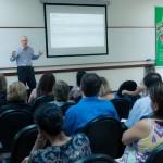 Francisco Carbonari: panorama atual e perspectivas para a Educação Infantil em Campinas (Foto Martinho Caires)