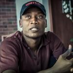 O haitiano Jean Rick, 29 anos, em Campinas desde fevereiro de 2015, era professor de Ciências Sociais em seu país     Foto: Martinho Caires