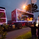 Caravana Iluminada é atração nas ruas de Campinas na noite deste dia 29 de novembro (Foto Divulgação)