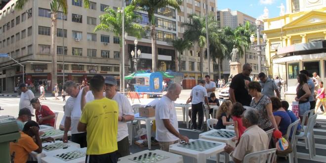 Avenida Francisco Glicério é aberta ao público, mas ainda faltam ajustes