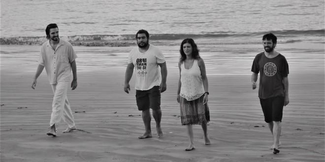"""Carol Ladeira lança o CD """"Mar de Vento"""" dia 11 de fevereiro na Cia Sarau, em Campinas"""