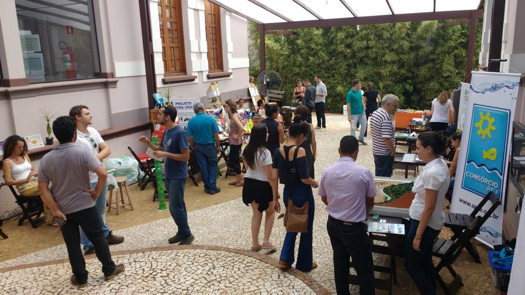 Feira da Sustentabilidade, em Piracicaba: novas tendências culturais influenciam no futuro da agricultura (Foto José Pedro Martins)