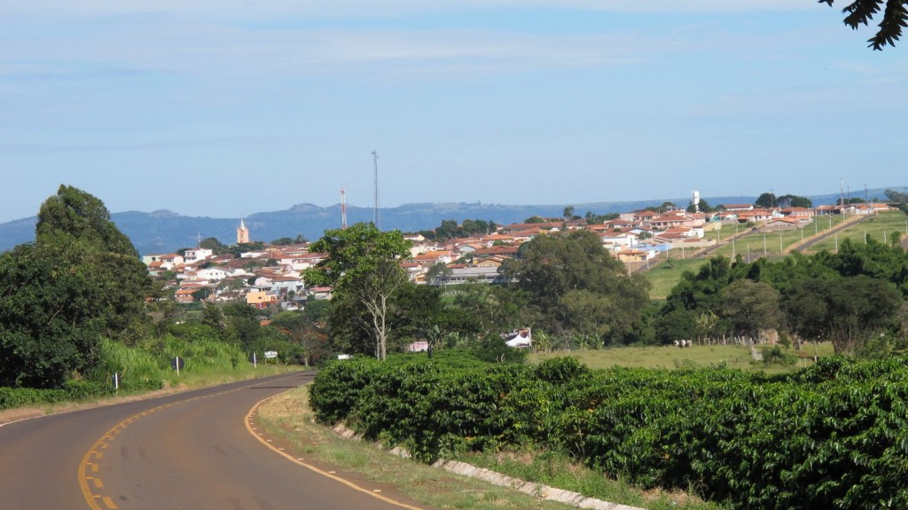 Itamogi, no coração do polo produtor de café no Sudoeste de Minas Gerais (Foto José Pedro Martins)