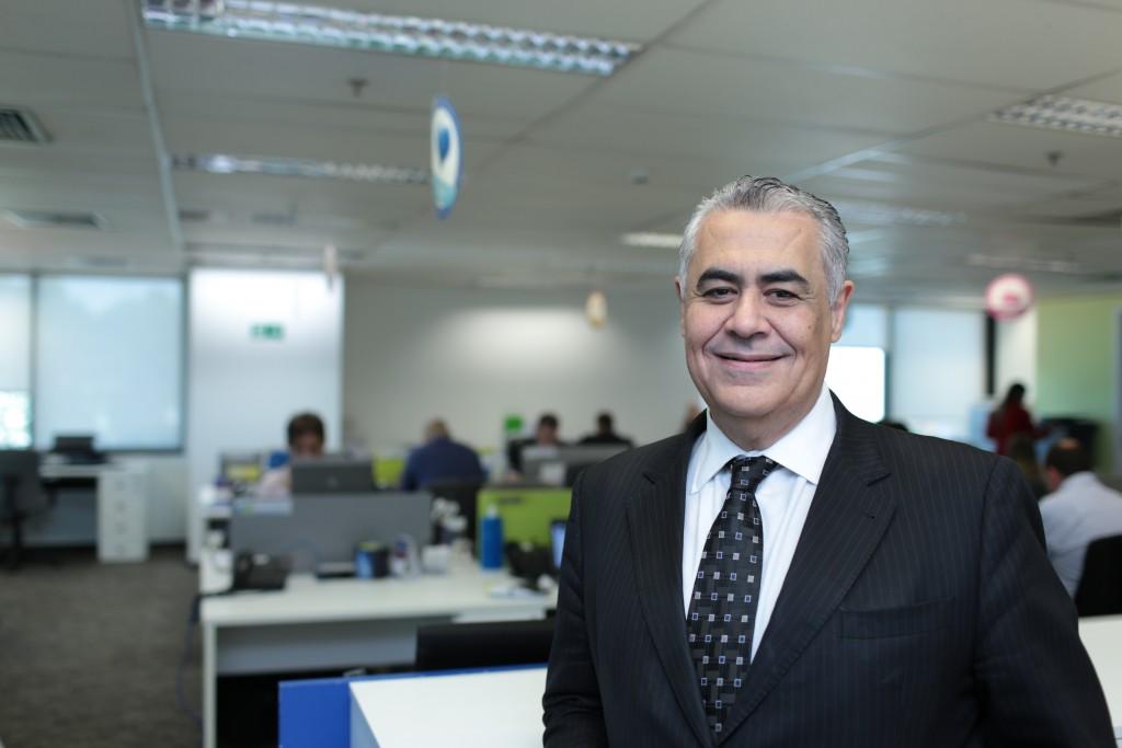 Ailtom Nascimento, vice-presidente internacional da Stefanini: aprendizados com a internacionalização (Foto Divulgação)