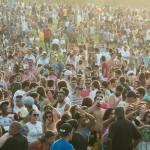 Um mar de gente, mantendo uma tradição, no Carnaval da City Banda de 2017 (Foto Martinho Caires)