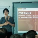 Evento no Sebrae-Campinas visando apresentar oportunidades de internacionalização a partir da Espanha (Foto Martinho Caires)