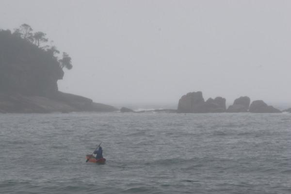 Pescadores são parceiros do Projeto Tamar em Ubatuba (Foto Adriano Rosa)