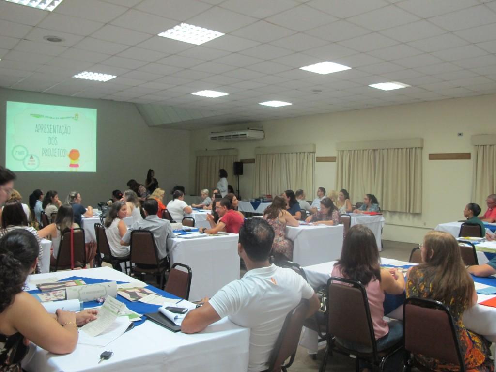 Programa visa estimular vida ativa através do movimento (Foto José Pedro Martins)