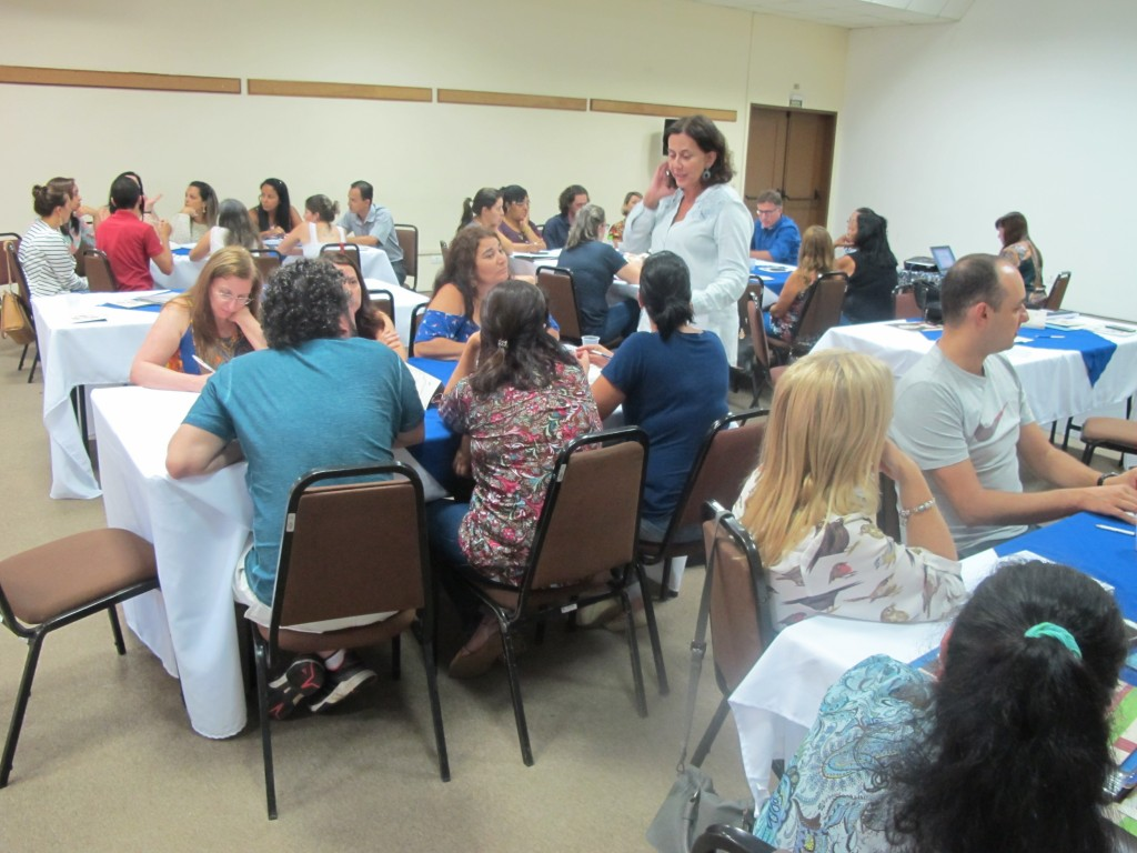 Educadores discutem próximos passos do Programa em Bragança Paulista (Foto José Pedro Martins)