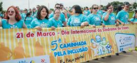 Caminhada pela Inclusão mobiliza a cidadania neste domingo em Campinas