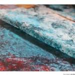 Detalhe da obra de Lícia Chaves que será exposta em Cuba (Foto Divulgação)