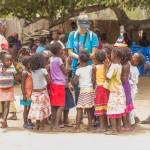 Presença de Fraternidade sem Fronteiras em Moçambique (Foto Felipe Torres/Divulgação)