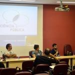 Atividade no Edicc 3: discutindo a ciência (Foto Divulgação)